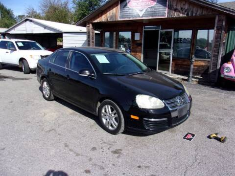 2007 Volkswagen Jetta for sale at LEE AUTO SALES in McAlester OK