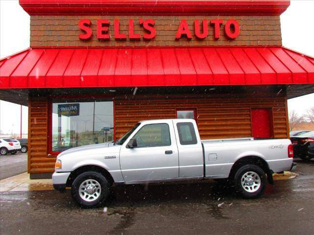 2011 Ford Ranger for sale at Sells Auto INC in Saint Cloud MN