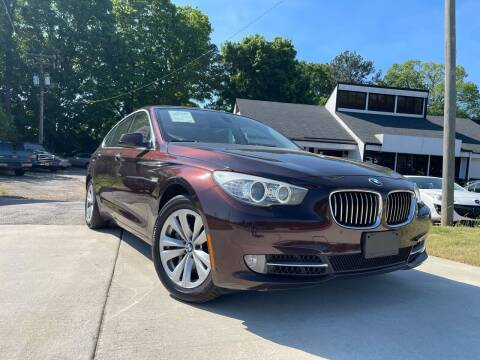 2010 BMW 5 Series for sale at Alpha Car Land LLC in Snellville GA