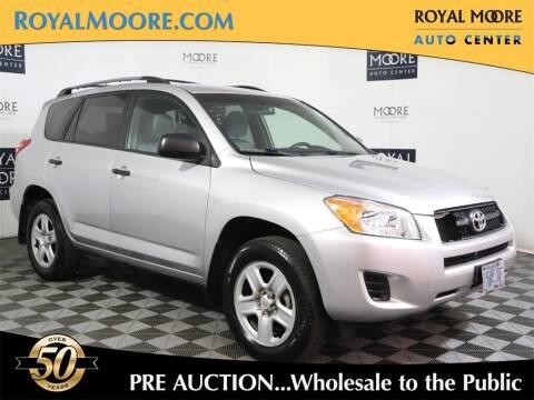 2009 Toyota RAV4 for sale at Royal Moore Custom Finance in Hillsboro OR