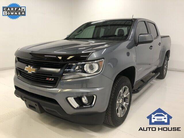 2018 Chevrolet Colorado for sale at Auto House Phoenix in Peoria AZ