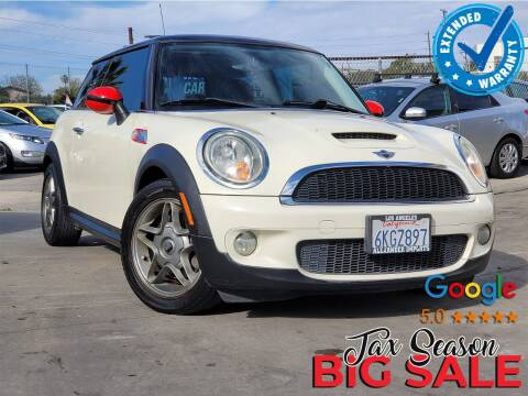 2009 MINI Cooper for sale at Gold Coast Motors in Lemon Grove CA