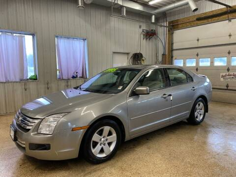 2009 Ford Fusion for sale at Sand's Auto Sales in Cambridge MN