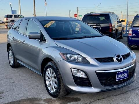 2012 Mazda CX-7 for sale at Stanley Direct Auto in Mesquite TX