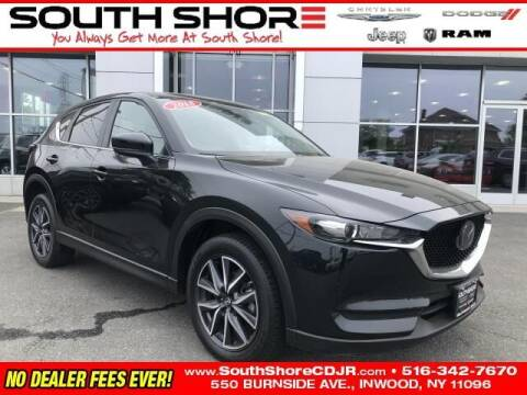 2018 Mazda CX-5 for sale at South Shore Chrysler Dodge Jeep Ram in Inwood NY