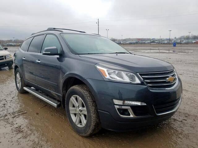 2013 Chevrolet Traverse for sale at Varco Motors LLC - Builders in Denison KS