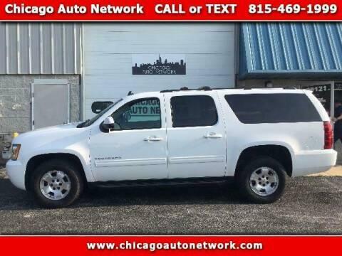2012 Chevrolet Suburban for sale at Chicago Auto Network in Mokena IL