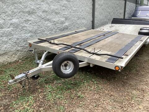 2006 Triton LT10-101 TRAILER for sale at Road Track and Trail in Big Bend WI