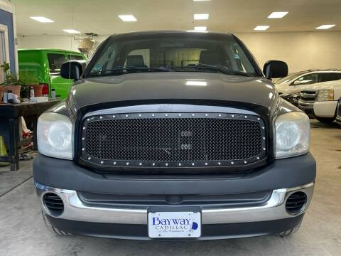 2008 Dodge Ram Pickup 1500 for sale at Ricky Auto Sales in Houston TX
