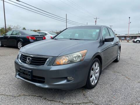 2008 Honda Accord for sale at Signal Imports INC in Spartanburg SC
