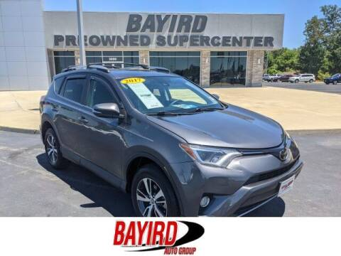 2017 Toyota RAV4 for sale at Bayird Truck Center in Paragould AR