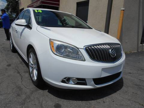 2014 Buick Verano for sale at AutoStar Norcross in Norcross GA