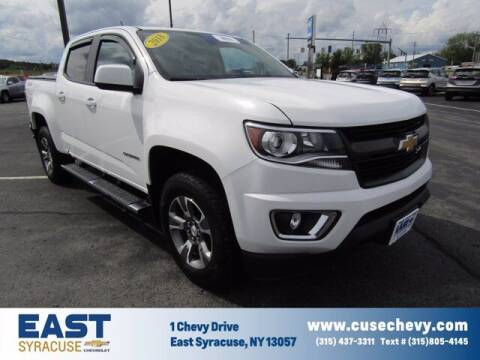 2018 Chevrolet Colorado for sale at East Syracuse Performance Sales & Service in Syracuse NY