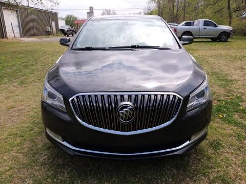 2015 Buick LaCrosse for sale at Empire Auto Remarketing in Shawnee OK