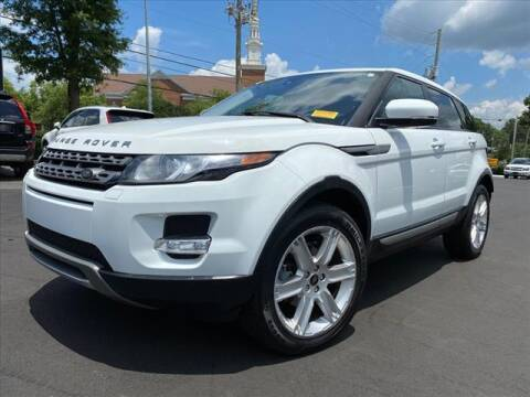 2013 Land Rover Range Rover Evoque for sale at iDeal Auto in Raleigh NC