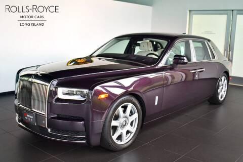 2018 Rolls-Royce Phantom for sale at Bespoke Motor Group in Jericho NY