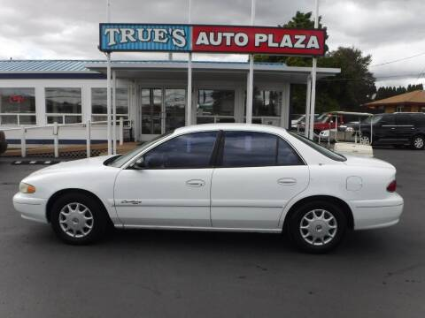 1999 Buick Century for sale at True's Auto Plaza in Union Gap WA