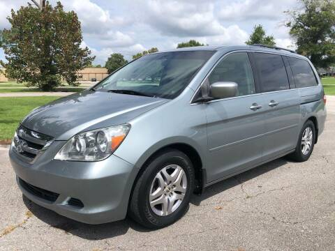 2006 Honda Odyssey for sale at COUNTRYSIDE AUTO SALES 2 in Russellville KY