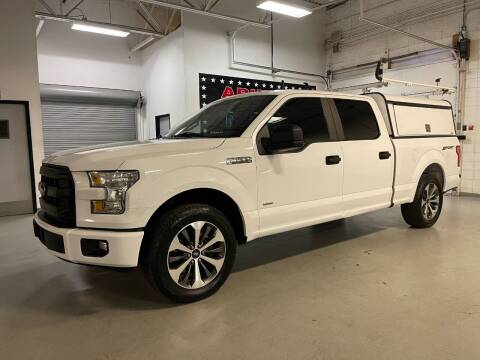 2017 Ford F-150 for sale at Arizona Specialty Motors in Tempe AZ