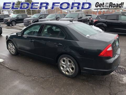 2010 Ford Fusion for sale at Mr Intellectual Cars in Troy MI