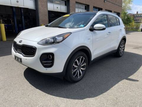 2017 Kia Sportage for sale at Matrix Autoworks in Nashua NH
