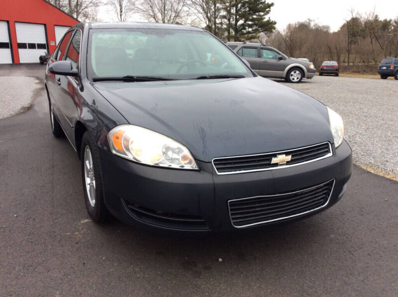 2008 Chevrolet Impala for sale at Ace Auto Sales - $1200 DOWN PAYMENTS in Fyffe AL