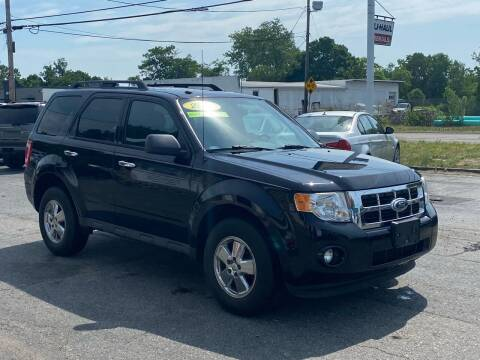 2012 Ford Escape for sale at MetroWest Auto Sales in Worcester MA