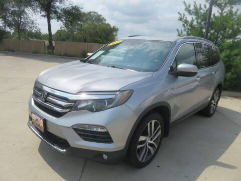 2017 Honda Pilot for sale at Azteca Auto Sales LLC in Des Moines IA