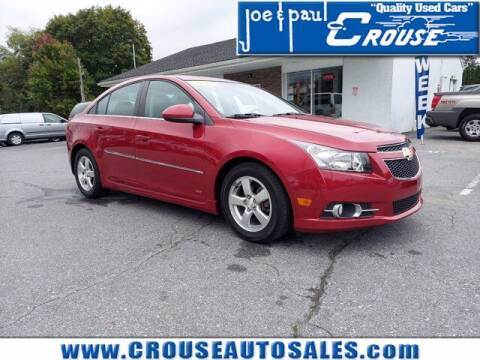 2013 Chevrolet Cruze for sale at Joe and Paul Crouse Inc. in Columbia PA