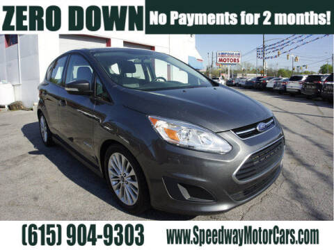 2017 Ford C-MAX Hybrid for sale at Speedway Motors in Murfreesboro TN