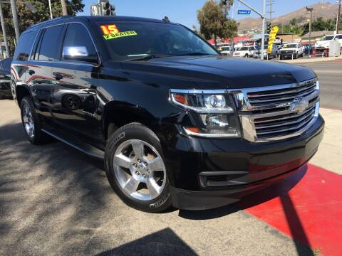 2015 Chevrolet Tahoe for sale at Auto Max of Ventura in Ventura CA