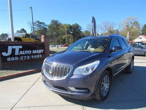 2014 Buick Enclave for sale at J T Auto Group in Sanford NC