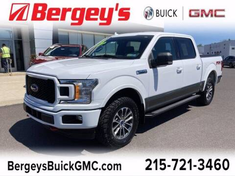 2018 Ford F-150 for sale at Bergey's Buick GMC in Souderton PA