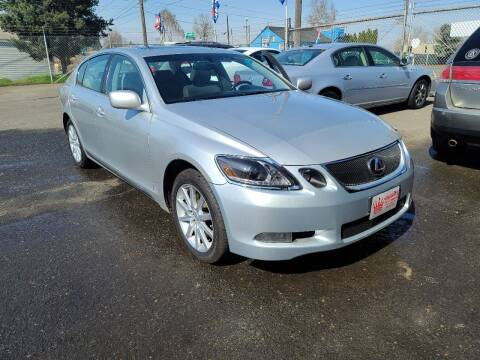 2007 Lexus GS 350 for sale at Kingz Auto LLC in Portland OR
