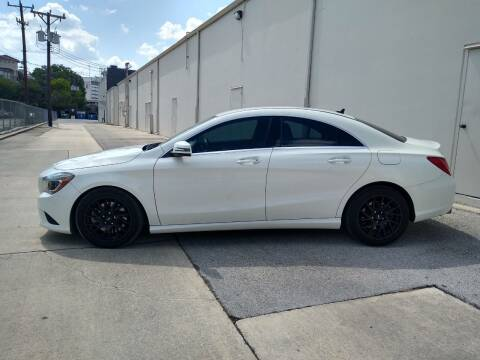 2016 Mercedes-Benz CLA for sale at 57 Auto Sales in San Antonio TX