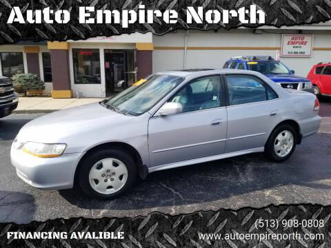 2002 Honda Accord for sale at Auto Empire North in Cincinnati OH