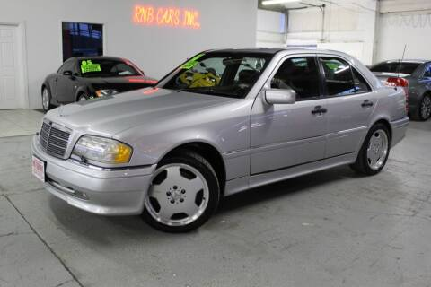 1996 Mercedes-Benz C-Class for sale at R n B Cars Inc. in Denver CO