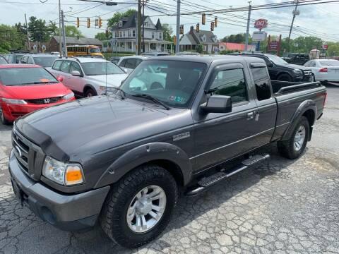 2010 Ford Ranger for sale at Masic Motors, Inc. in Harrisburg PA
