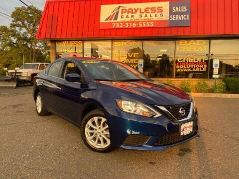 2019 Nissan Sentra for sale at PAYLESS CAR SALES of South Amboy in South Amboy NJ