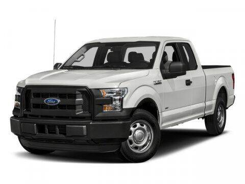 2017 Ford F-150 for sale at Suburban Chevrolet in Claremore OK