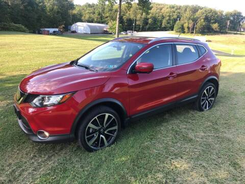 2018 Nissan Rogue Sport for sale at THATCHER AUTO SALES in Export PA