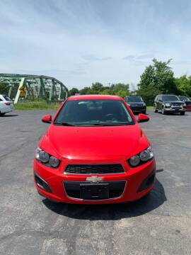 2015 Chevrolet Sonic for sale at WXM Auto in Cortland NY