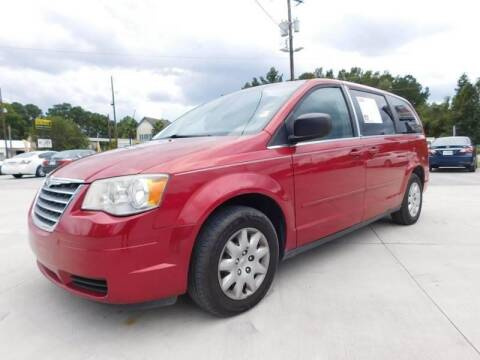 2009 Chrysler Town and Country for sale at AUTO SOURCE in Savannah GA