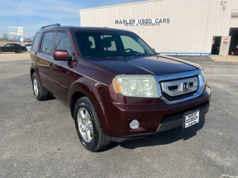 2011 Honda Pilot for sale at MARLER USED CARS in Gainesville TX