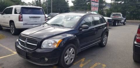 2007 Dodge Caliber for sale at Central Jersey Auto Trading in Jackson NJ
