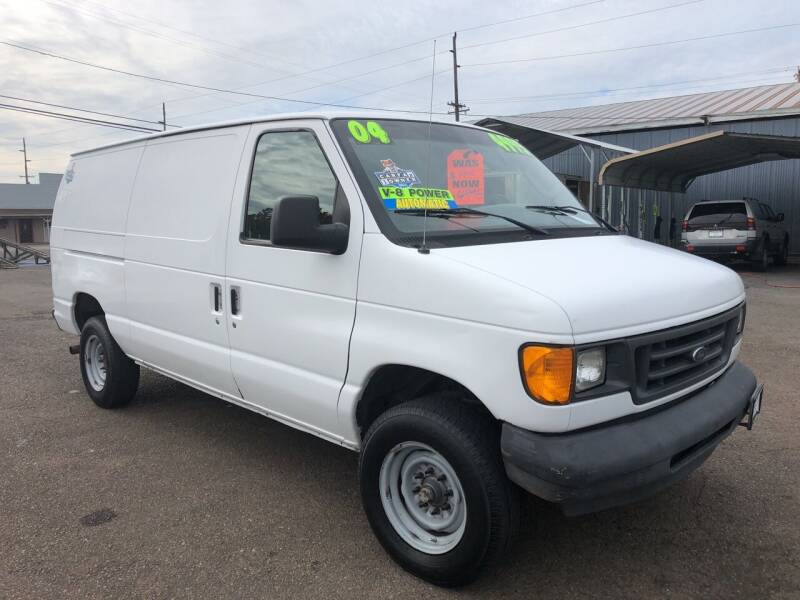 2004 Ford E-Series Cargo for sale at Freeborn Motors in Lafayette, OR