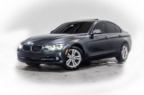 2016 BMW 3 Series for sale at CarXoom in Marietta GA