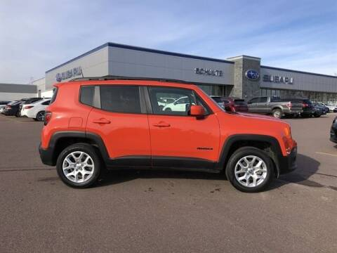2018 Jeep Renegade for sale at Schulte Subaru in Sioux Falls SD