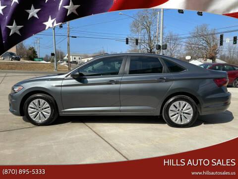 2019 Volkswagen Jetta for sale at Hills Auto Sales in Salem AR