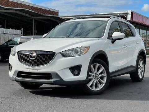 2013 Mazda CX-5 for sale at MAGIC AUTO SALES in Little Ferry NJ